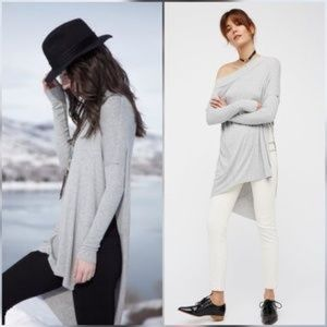 We The Free Grapefine Slouchy Tunic